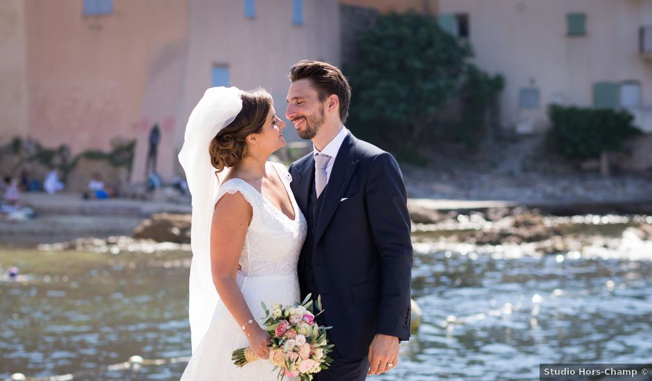 Le mariage de Romain et Julianna à Saint-Tropez, Var