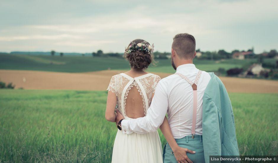 Le mariage de Alex et Bérénice à Diges, Yonne