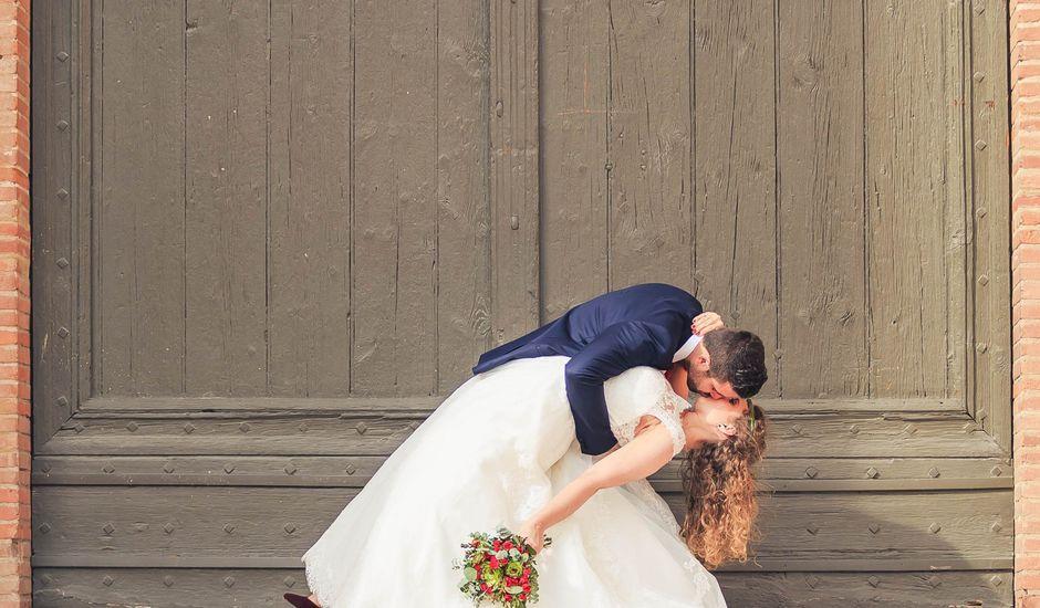Le mariage de Alex et Virginie à Lavaur, Tarn