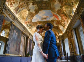 Le mariage de Camille et Tarek