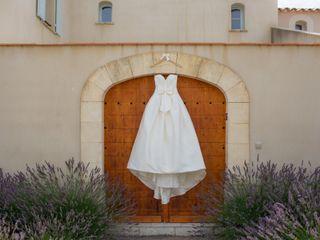 Le mariage de Laetitia et Diego 1
