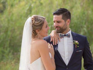 Le mariage de Laetitia et Diego