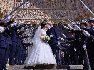 Le mariage de Anne-Héloïse et Aymeric