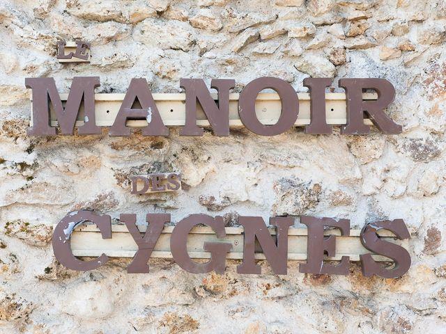 Le mariage de Thomas-Elie et Céline à Le Coudray-Montceaux, Essonne 3