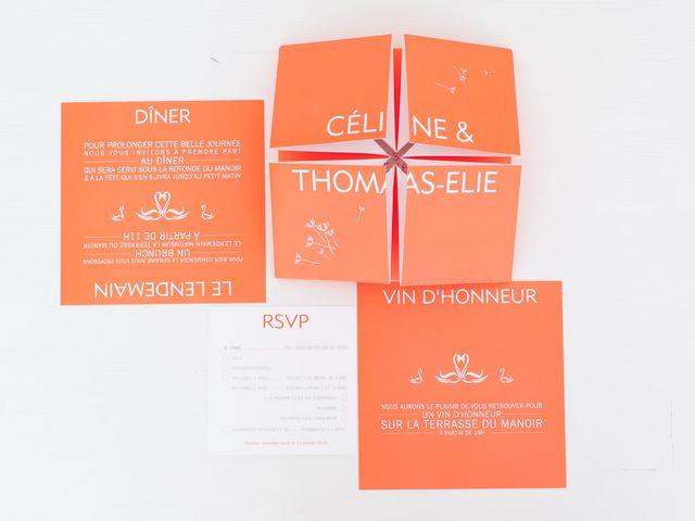 Le mariage de Thomas-Elie et Céline à Le Coudray-Montceaux, Essonne 8
