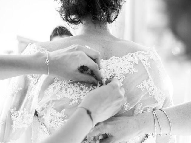 Le mariage de Thomas-Elie et Céline à Le Coudray-Montceaux, Essonne 17