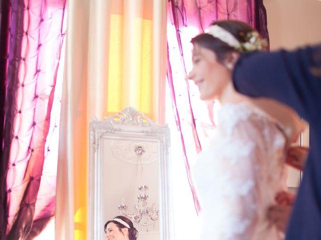 Le mariage de Thomas-Elie et Céline à Le Coudray-Montceaux, Essonne 19