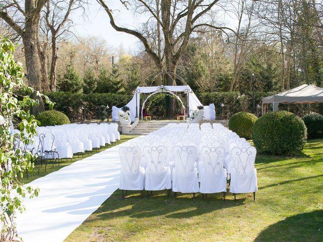 Le mariage de Thomas-Elie et Céline à Le Coudray-Montceaux, Essonne 21