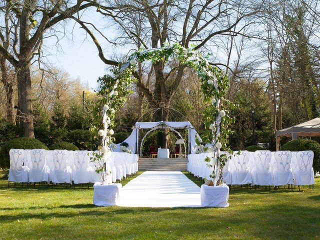 Le mariage de Thomas-Elie et Céline à Le Coudray-Montceaux, Essonne 22