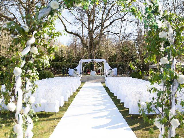 Le mariage de Thomas-Elie et Céline à Le Coudray-Montceaux, Essonne 24