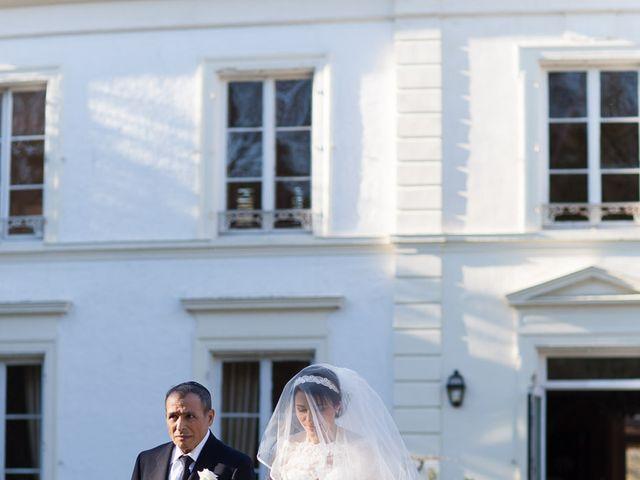 Le mariage de Thomas-Elie et Céline à Le Coudray-Montceaux, Essonne 27