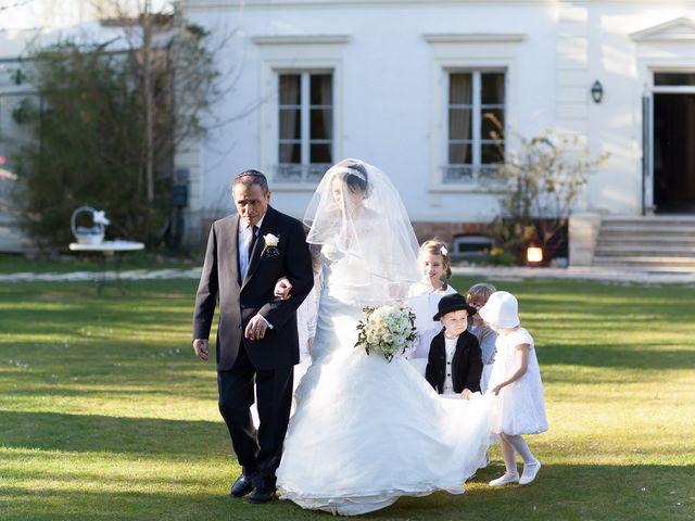 Le mariage de Thomas-Elie et Céline à Le Coudray-Montceaux, Essonne 28