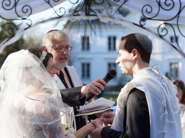 Le mariage de Thomas-Elie et Céline à Le Coudray-Montceaux, Essonne 31