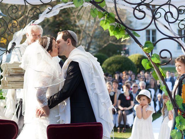 Le mariage de Thomas-Elie et Céline à Le Coudray-Montceaux, Essonne 34