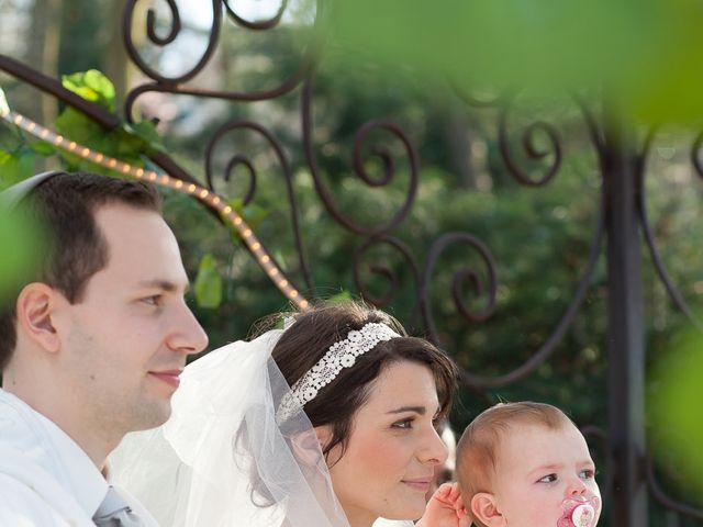 Le mariage de Thomas-Elie et Céline à Le Coudray-Montceaux, Essonne 35