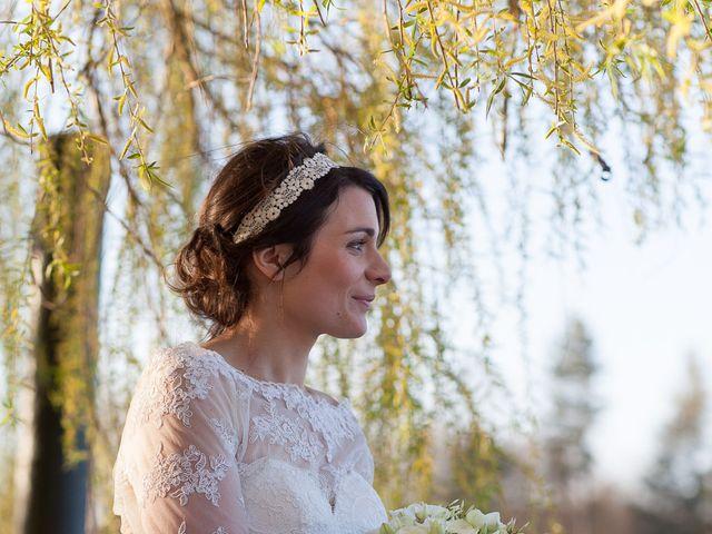 Le mariage de Thomas-Elie et Céline à Le Coudray-Montceaux, Essonne 41