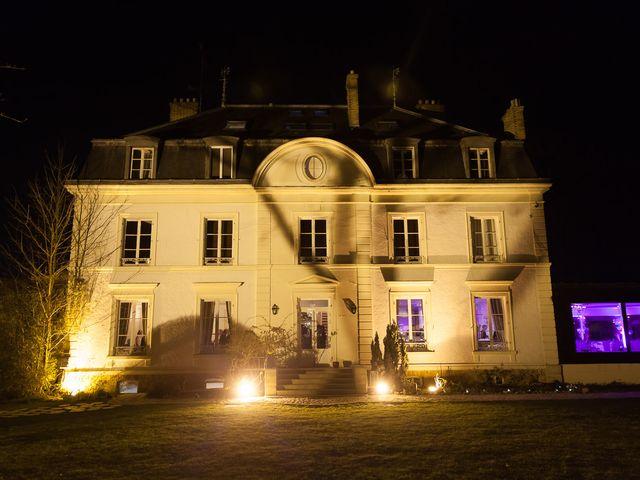 Le mariage de Thomas-Elie et Céline à Le Coudray-Montceaux, Essonne 60