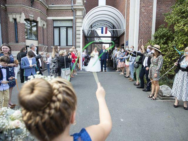 Le mariage de Benjamin et Sabrina à Marquette-lez-Lille, Nord 45