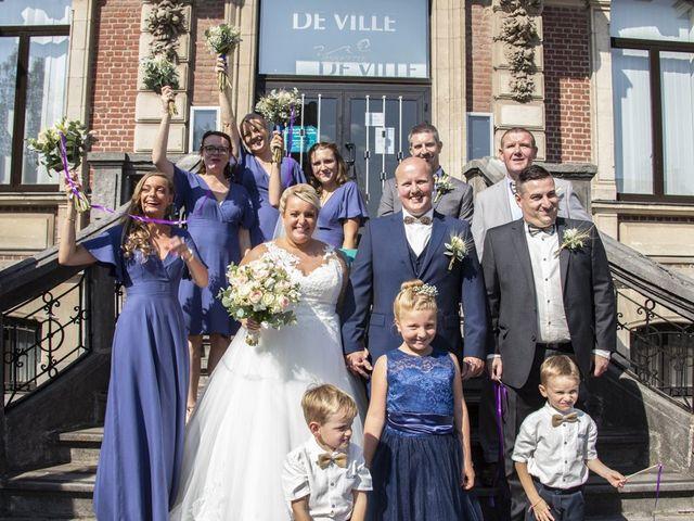 Le mariage de Benjamin et Sabrina à Marquette-lez-Lille, Nord 47