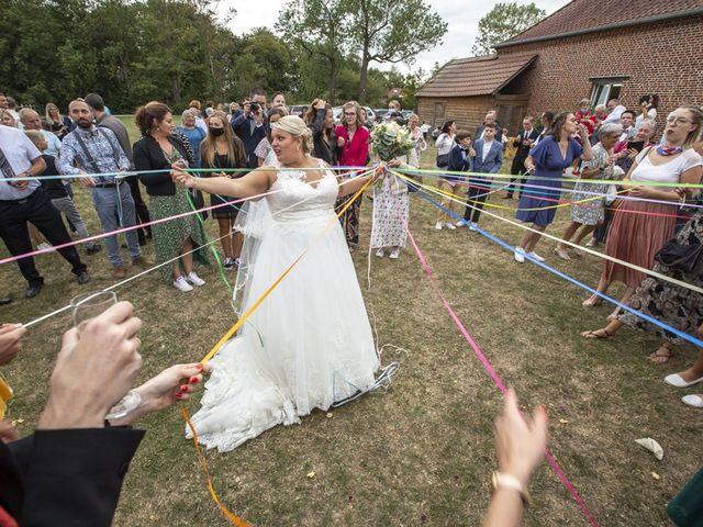 Le mariage de Benjamin et Sabrina à Marquette-lez-Lille, Nord 75