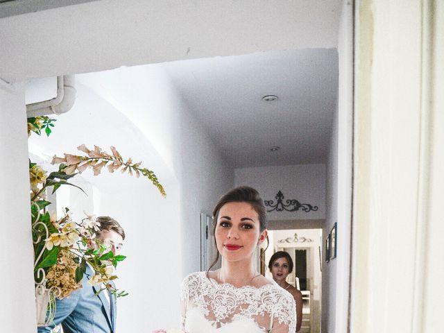 Le mariage de Tarek et Camille à Toulouse, Haute-Garonne 93