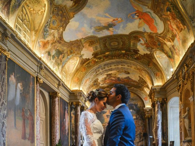 Le mariage de Tarek et Camille à Toulouse, Haute-Garonne 95