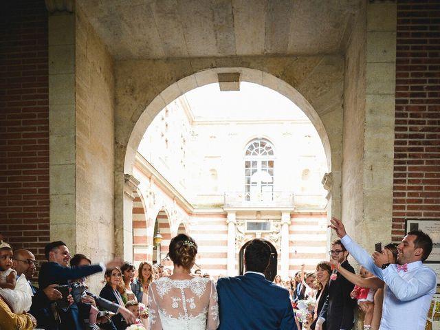 Le mariage de Tarek et Camille à Toulouse, Haute-Garonne 96