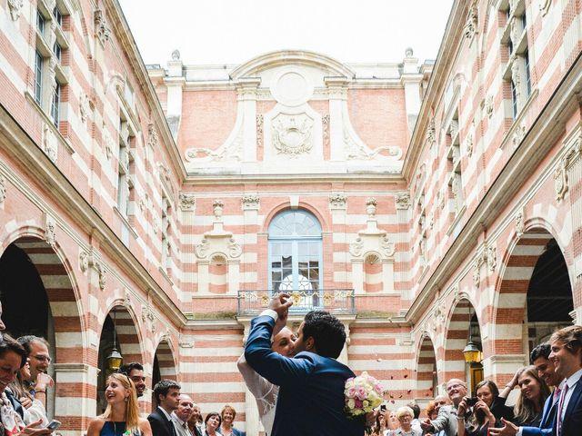 Le mariage de Tarek et Camille à Toulouse, Haute-Garonne 98