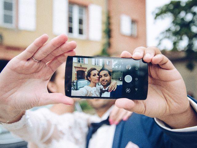 Le mariage de Tarek et Camille à Toulouse, Haute-Garonne 1