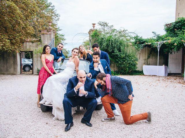 Le mariage de Tarek et Camille à Toulouse, Haute-Garonne 105