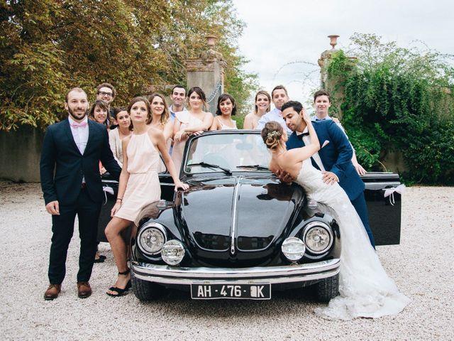 Le mariage de Tarek et Camille à Toulouse, Haute-Garonne 112