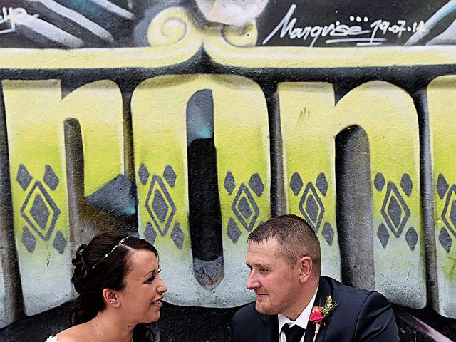 Le mariage de Mathieu et Marion à Rinxent, Pas-de-Calais 10