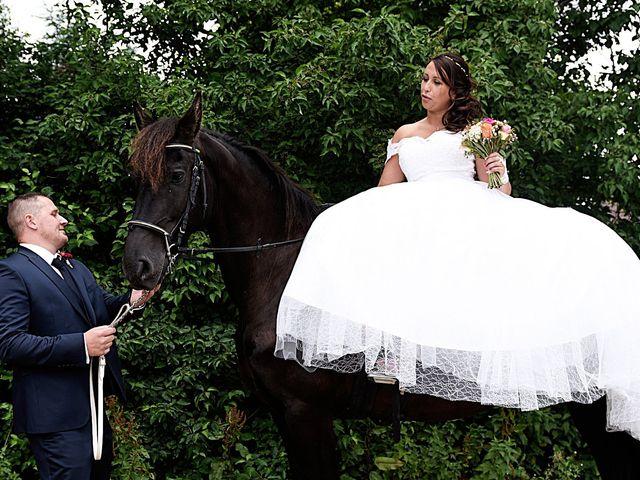 Le mariage de Mathieu et Marion à Rinxent, Pas-de-Calais 13