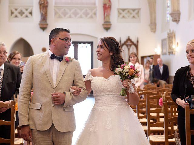Le mariage de Mathieu et Marion à Rinxent, Pas-de-Calais 17