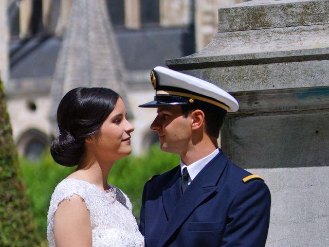 Le mariage de Aymeric et Anne-Héloïse à Sens-Beaujeu, Cher 4