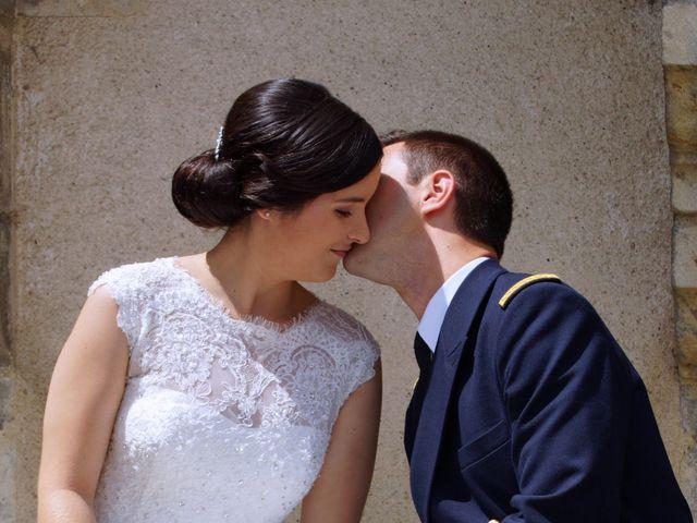 Le mariage de Aymeric et Anne-Héloïse à Sens-Beaujeu, Cher 5