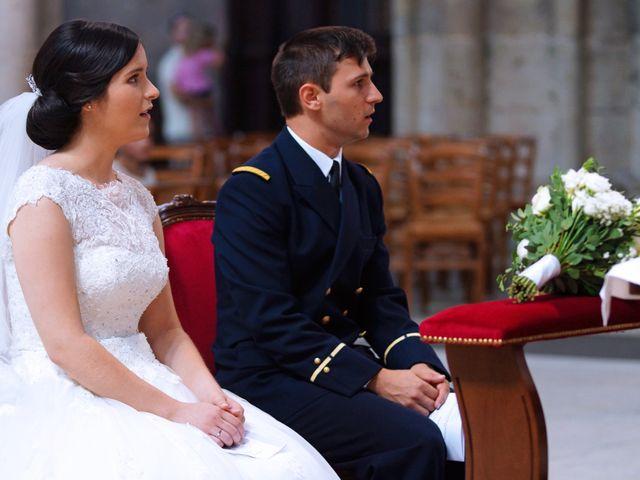 Le mariage de Aymeric et Anne-Héloïse à Sens-Beaujeu, Cher 8