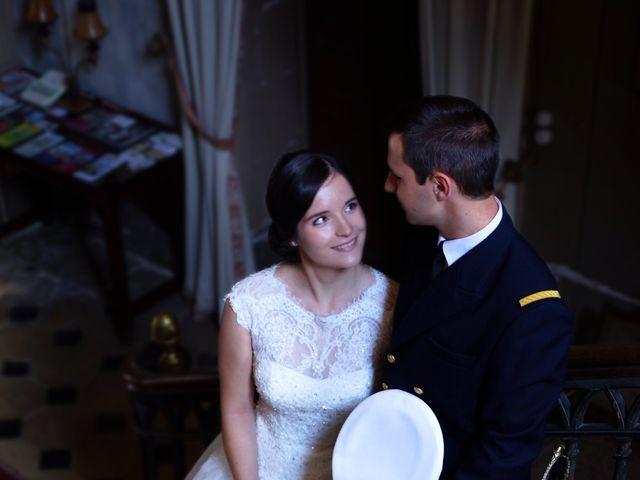 Le mariage de Aymeric et Anne-Héloïse à Sens-Beaujeu, Cher 1