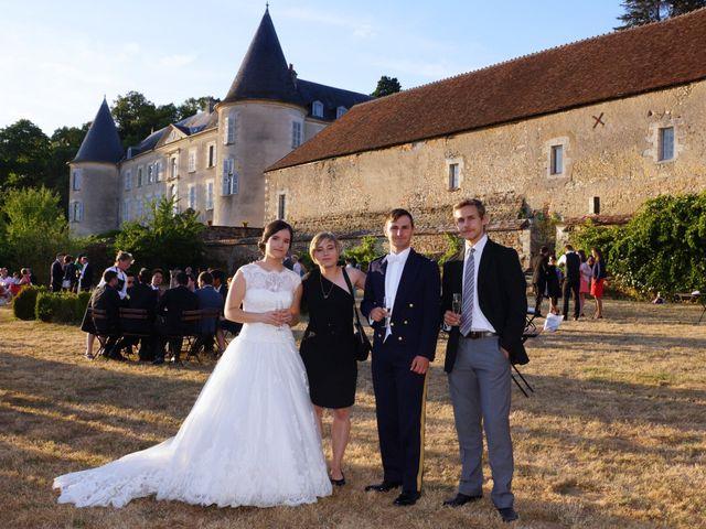 Le mariage de Aymeric et Anne-Héloïse à Sens-Beaujeu, Cher 17