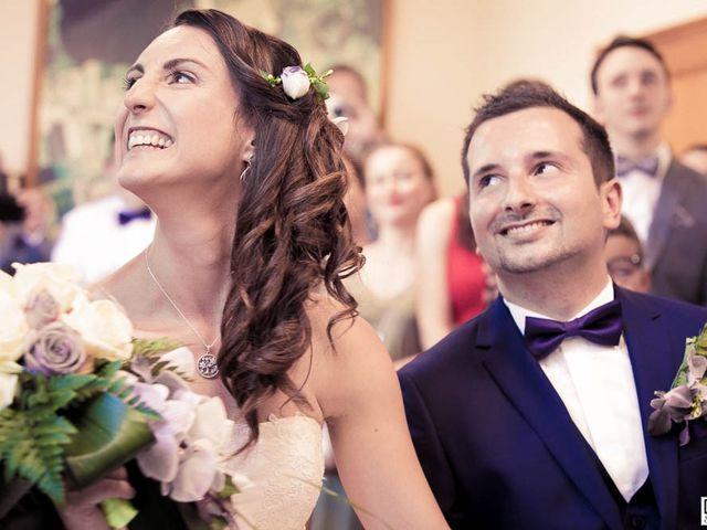Le mariage de Alexandre et Aurélie à Chamblay, Jura 3