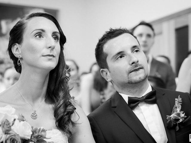 Le mariage de Alexandre et Aurélie à Chamblay, Jura 4