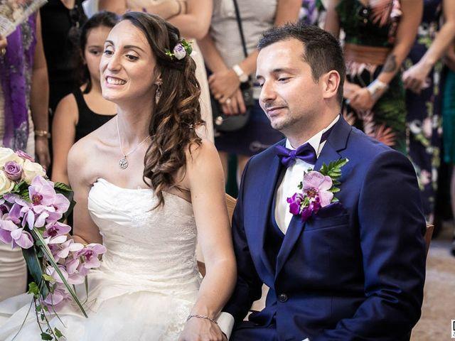 Le mariage de Alexandre et Aurélie à Chamblay, Jura 5