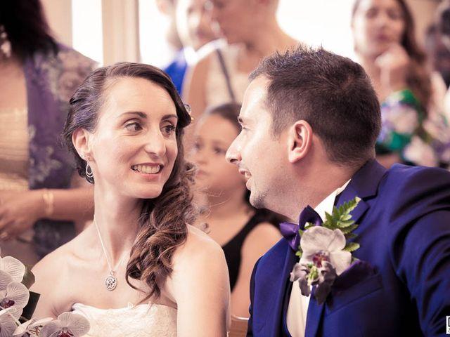 Le mariage de Alexandre et Aurélie à Chamblay, Jura 6