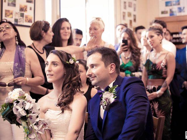 Le mariage de Alexandre et Aurélie à Chamblay, Jura 9