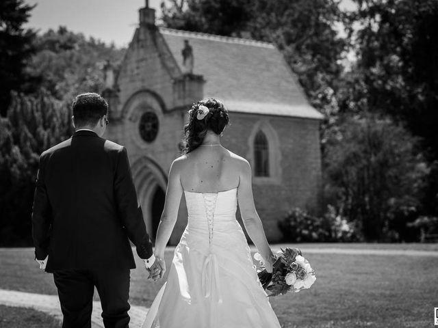 Le mariage de Alexandre et Aurélie à Chamblay, Jura 12