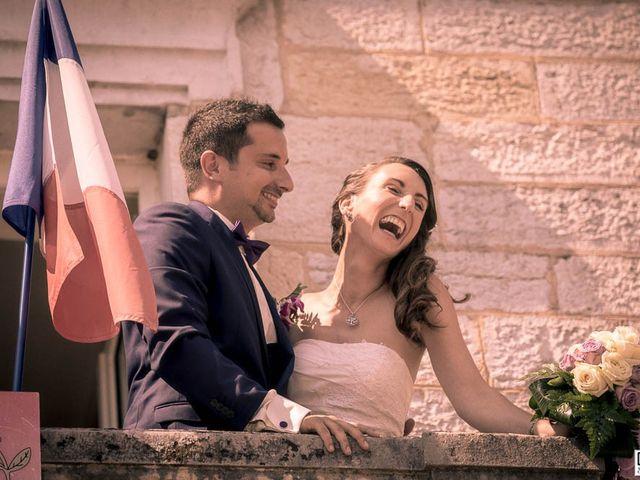 Le mariage de Alexandre et Aurélie à Chamblay, Jura 13