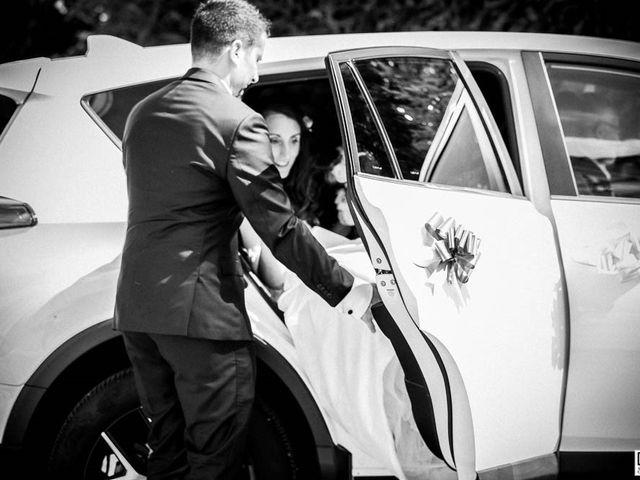 Le mariage de Alexandre et Aurélie à Chamblay, Jura 16