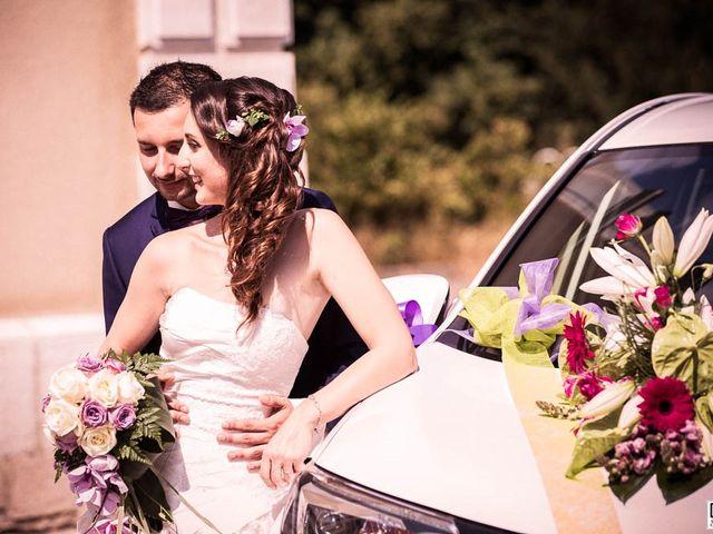 Le mariage de Alexandre et Aurélie à Chamblay, Jura 19
