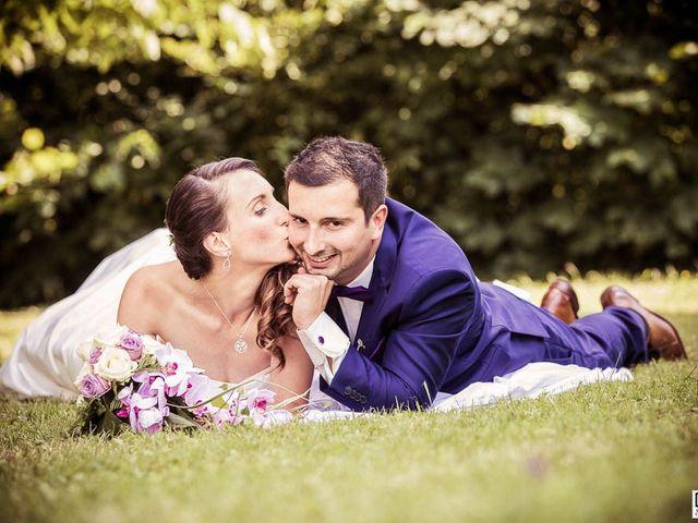 Le mariage de Alexandre et Aurélie à Chamblay, Jura 21