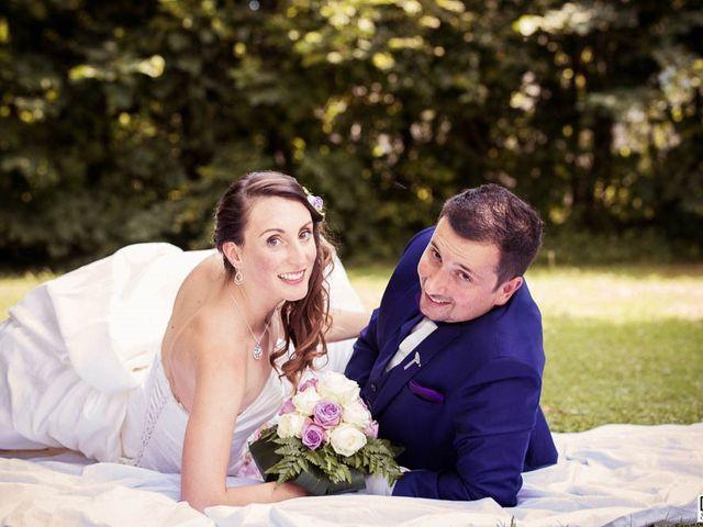 Le mariage de Alexandre et Aurélie à Chamblay, Jura 23